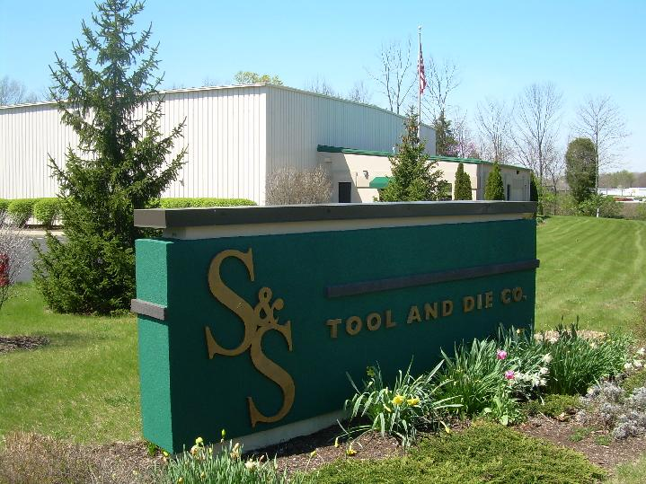 S&S Tool and Die Co. building